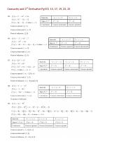 03 2015Concavity and 2nd Derivative Pg195 11