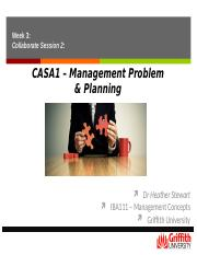 Week 3 - CASA1 and Planning.ppt