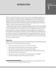 Optional Chapter 14 Web Applications Threats Secure Software Design Pdf Web Application Threats C Ha P T E R 14 The Next Two Chapters Focus On Course Hero