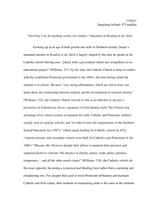 Education in Ireland Essay