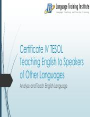 Analyse and Teach English Language SLIDES .pdf