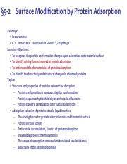 Biomaterials Chapter 9b - Surface Modification Functionalization.pdf