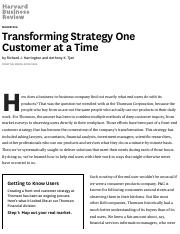 Transforming Strategy One Customer at a Time.pdf
