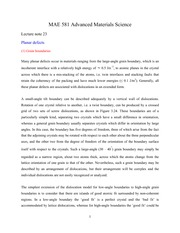 Lecture note 23 (11-22-2011)