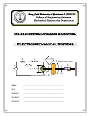 LAB 8 ELECTROMECHANICAL SYSTEMS_v3