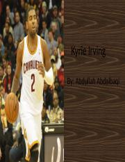 Kyrie Irving.pptx