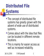 8.0 Distributed File Systems.ppt