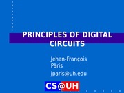 Digital Circuits Review