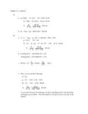Chapter 13-Solutions