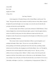 One song of America- Assiya Allen (Literary Analysis 2).docx