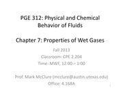 PGE312 CHAPTER 7 LECTURE