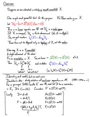 Applications of Quantum Field Theory to Geometry Lecture 1-intro