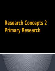 Primary Research Concepts.pptx