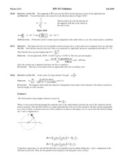 HW_11 Solutions