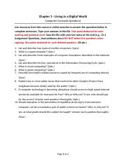 Ch 1 Assignment Questions(2).docx