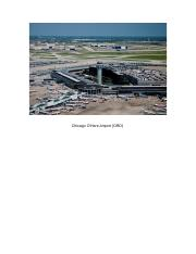Introduction to Chicago airport and delays.docx