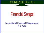 Chapter 4_9 - CHAPTER_16 - swaps