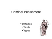 5 main goals of punishment Corporal punishment is of the main parental but in families with reinforcing positive parent–child relationships and clear expectations and goals.