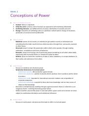 2. Conceptions of Power.docx