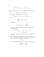 Linear Algebra Solutions 91