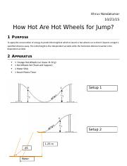HOT WHEELS JUMP LAB