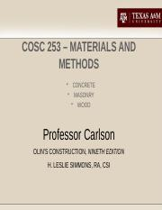 COSC 253Notes_MASONRY.pptx