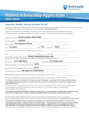 BriannaBranchideScholarship_Application_2017