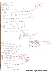 MATH 1280 Midterm 2 Answers