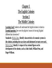 Chapter 3 Section 3 The Middle Colonies (1).pptx