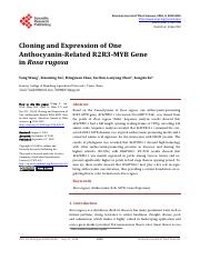 Cloning_and_Expression_of_One_Anthocyanin-Related_.pdf