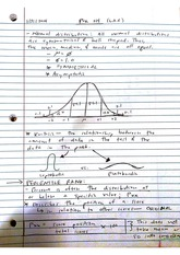 Normal Distribution - PSYC 214