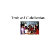 9 trade and globalization