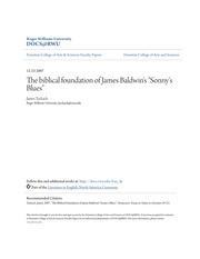 Brother      s Struggle in Sonny      s Blues by James Baldwin   Kibin Mr  Canning s WORLD LITERATURE Classes   WordPress com