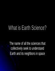 What_is_Earth_Science