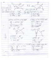 Homework Irregular Angles