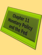 fwk-rittenmacro-ppt-ch11-monetary-policy-and-fed