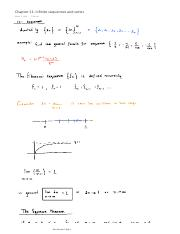 Chapter 11 infinite sequences and series