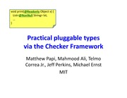 pluggable-types-issta2008-slides