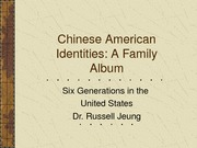 CA Identities--Jeungs