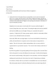 environmental and social responsibility written assignemnt 1!!.docx
