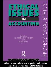 C. Lowthorpe-Ethical Issues in Accounting (Professional Ethics) (1998).pdf