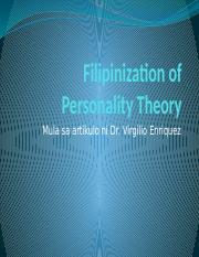 Filipinization of Personality Theory.pptx