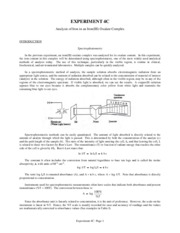 lab manual experiment 4c
