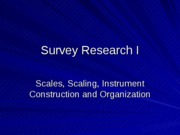 Survey_Research_I