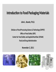 Lecture 16 Food Packaging Materials.ppt