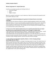 Jumpstart Week 3, Written Assignment #2 Sample Submission.pdf