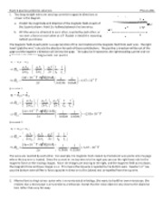 Exam 2 practice problems solutions