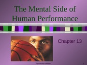 mental side of performance