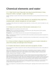 3.1 Chemical elements and water.docx