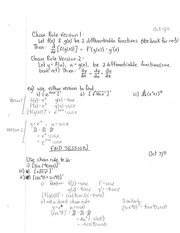 Math 104 - Notes 9 - Oct. 7